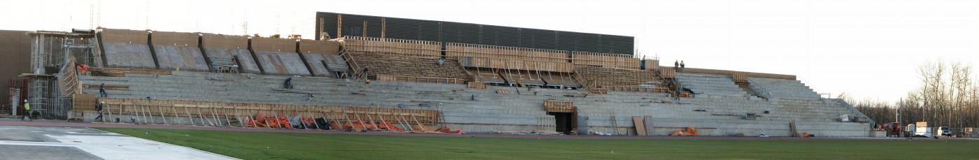 University of Moncton Stadium, Moncton (2009)