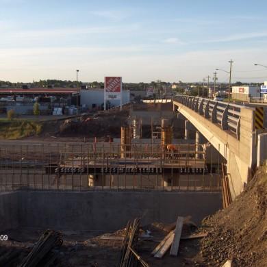 Mapelton Bridge, Moncton (2009)