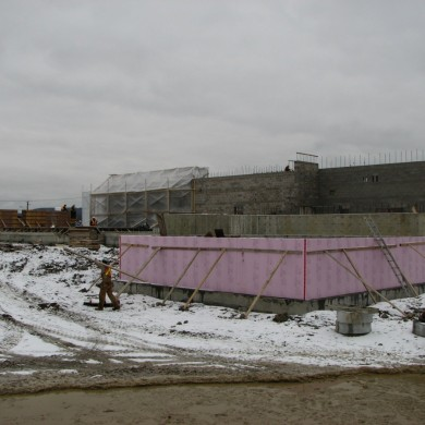 Treatement Plant, Dalhousie NB (2007)