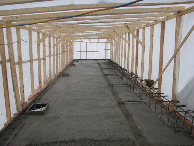 Dieppe Aquatic Centre (2007)
