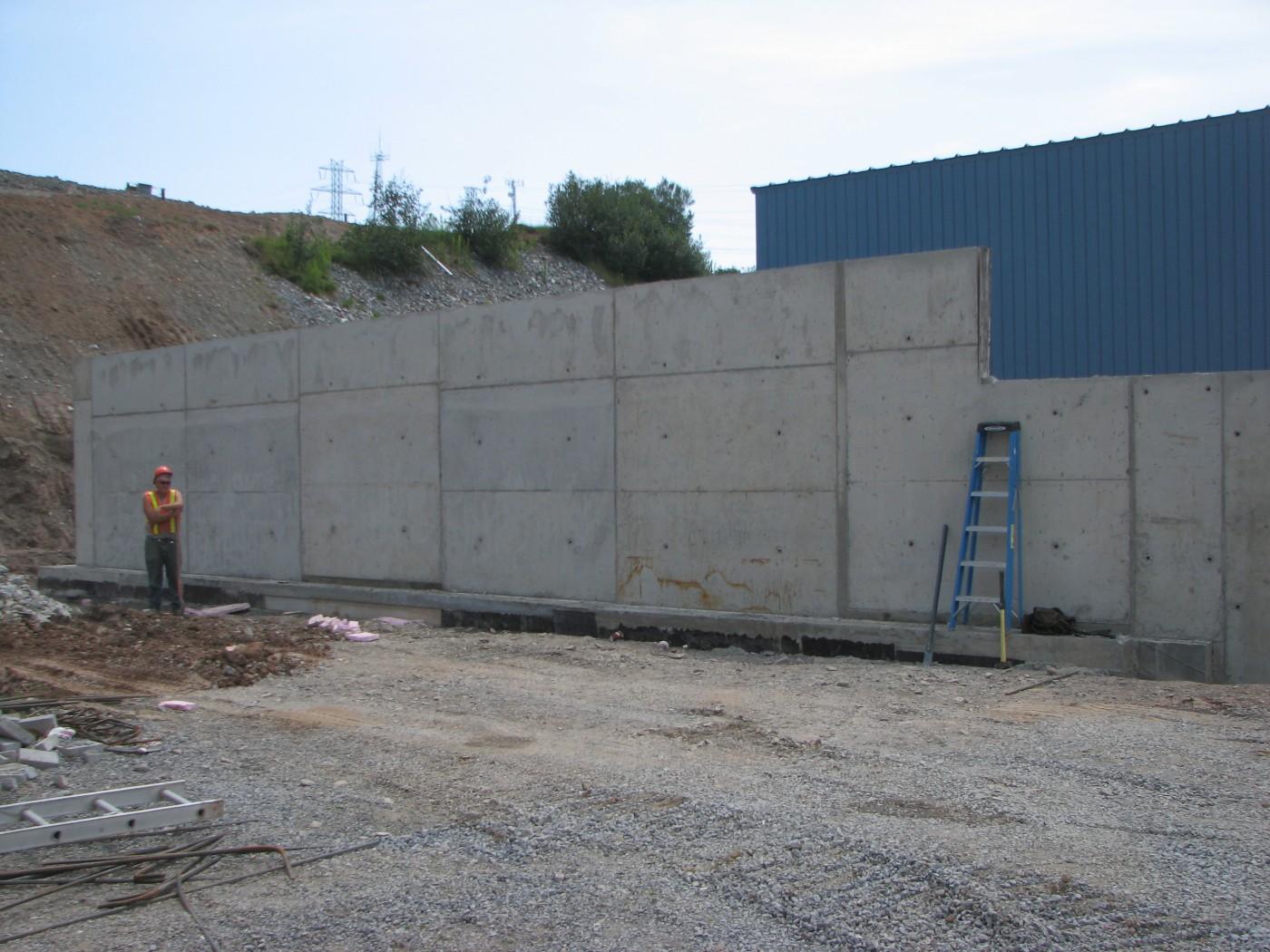 Leon Expansion, Saint John NB (2008)