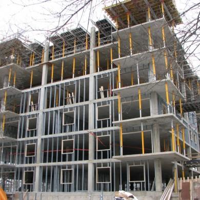 Victoria Street Apartment, Fredericton (2010)