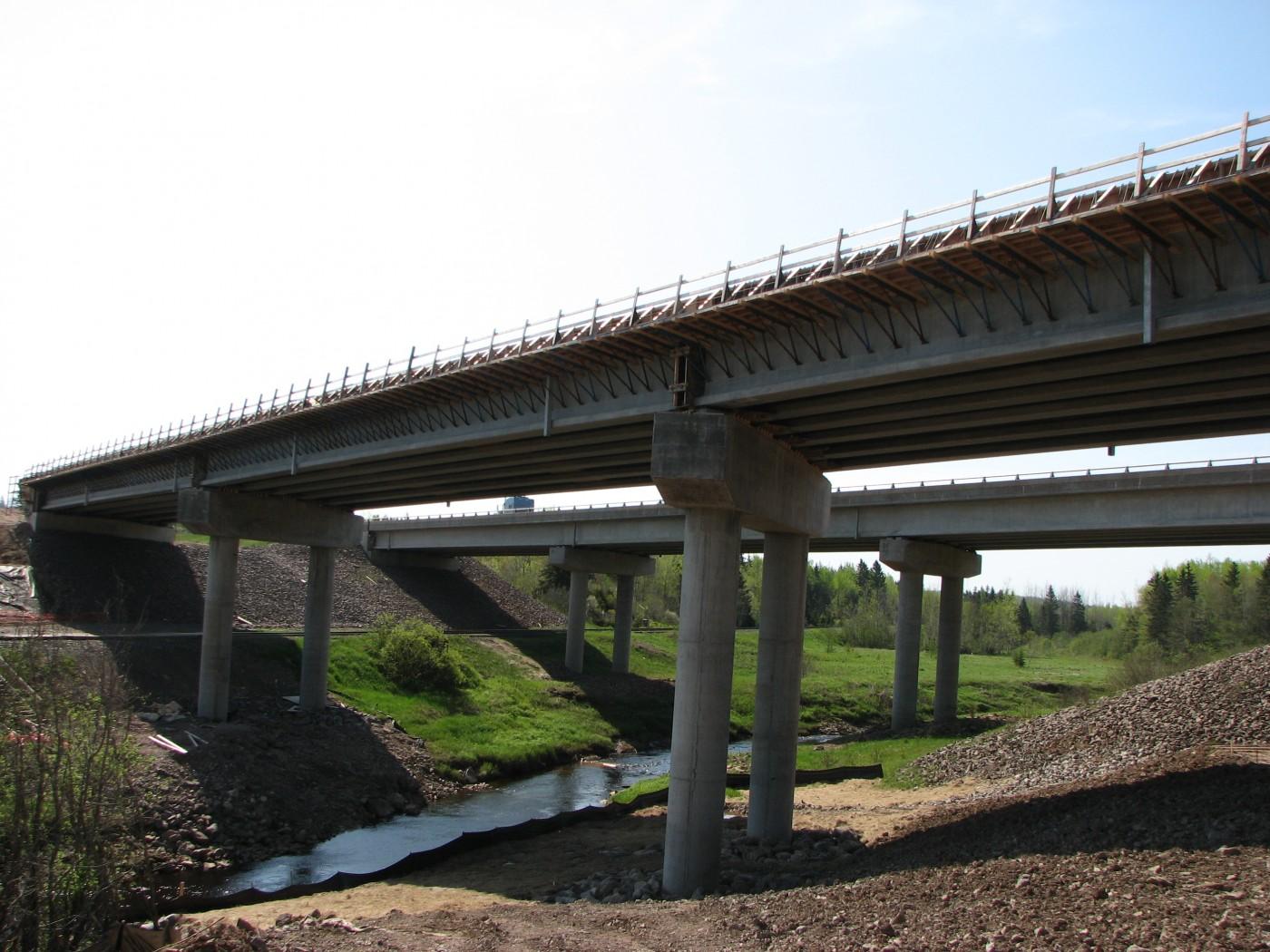 Memramcook River Bridge (2008)